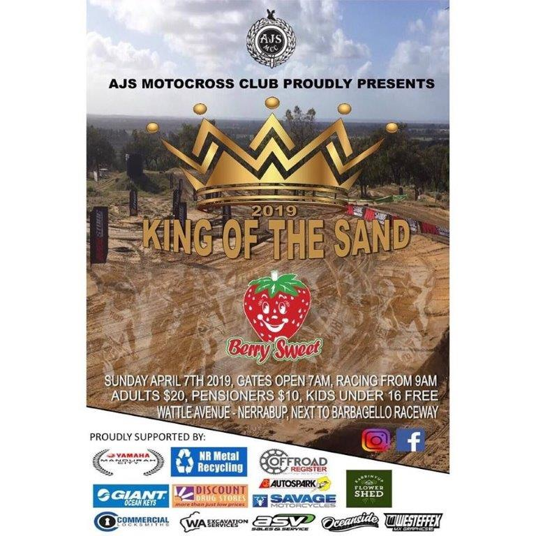 King of the Sand